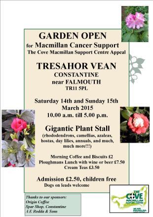 Open Garden Poster